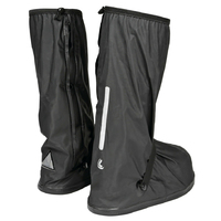 WATERPROOF SLIP OVER BOOT GATORS COVERS WITH BUILT IN SOLE XL