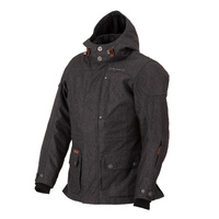 RJAYS COVERT MOTORCYCLE JACKET GREY CLEARANCE SALE