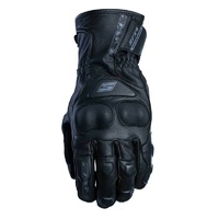NEW FIVE RFX-4 WATERPROOF PREMIUM SOFT LEATHER MOTORCYCLE SPORT CRUISER GLOVES