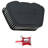 K&N performance air filter KYA-1307 Yamaha XVS950 V-Star 2009-2017