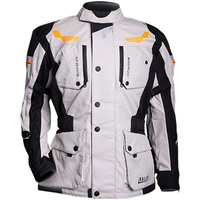 NEW MOTODRY RALLYE ADVENTURE TOURING VENTED MOTORCYCLE JACKET