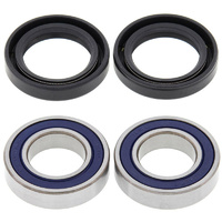 YAMAHA YZ400F / 426F / 450F FRONT WHEEL BEARING KIT ALL BALLS 1998-2013