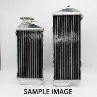 YAMAHA YZ250F 2007 - 2009 ALUMINIUM RADIATORS REPLACEMENT CHEAP