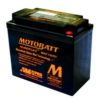 MOTOBATT MBTX20UHD HARLEY DAVIDSON FXSTB 1450 NIGHT TRAIN 2000-2006 BATTERY